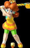 Princess Daisy Golf Forme
