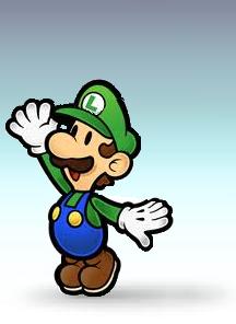 File:Paper Luigi - Nintendo All-Stars.png
