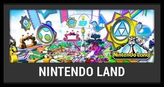 ACL -- Super Smash Bros. Switch stage box - Nintendo Land
