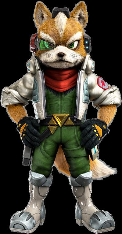 Fox McCloud Zero