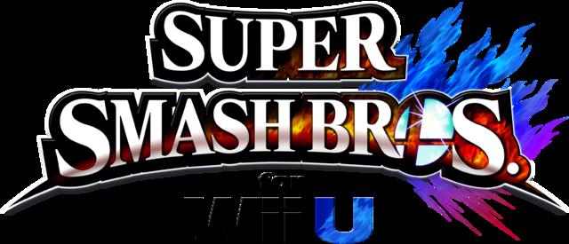 image - logo en - super smash bros. wii u | fantendo