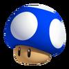 3D Min Mushroom Art