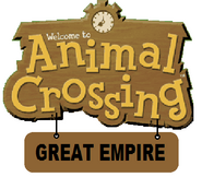 Animal Crossing Great Empire logo