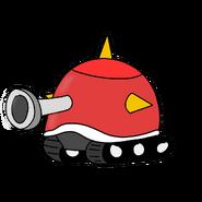 Koopa Tank.