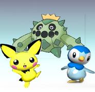 Pokemon super smash bros