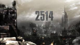 3083063-18160 1 miscellaneous digital art apocalyptic destruction destroyed city