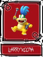 Larry Koopa SSBR