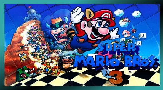 Nintendo30Game SMB3