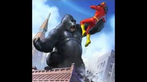 Supervillians Origins Gorilla Grodd