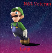 SSBC Roster Luigi