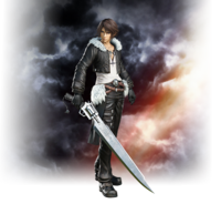 Squall full profile
