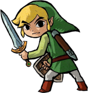 Four Swords Link
