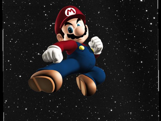 File:Mario Artwork.png