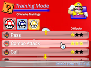 Offensive Training List MDR