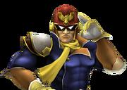 Captain Falcon top