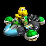 Koopatroopa - Mario Kart Wii