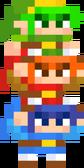 Mystery Mushroom Totem Link