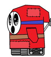 Shyguy tank