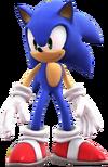 Sonic the hedgehog WII U