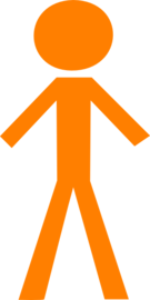 Orange-stick-man-hi