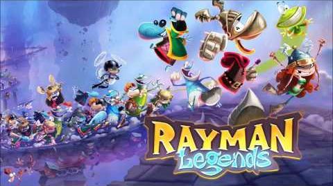 Castle Rock (Rayman Legends)