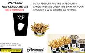 NYF promotion