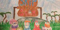 Skip and Sqak (Reboot Series)