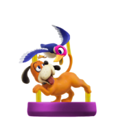 Sfw duck hunt duo amiibo