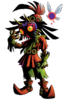 Skull Kid Majora Mask
