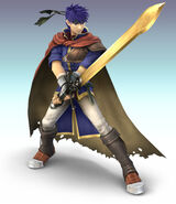 Super Smash Bros Ike 01