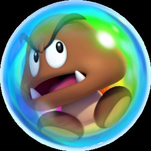 File:Bubble Goomba NSMBW2.png
