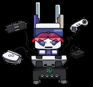 Hybrid Systems with Virtual Boy