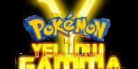 Pokémon Yellow Gamma Yγ