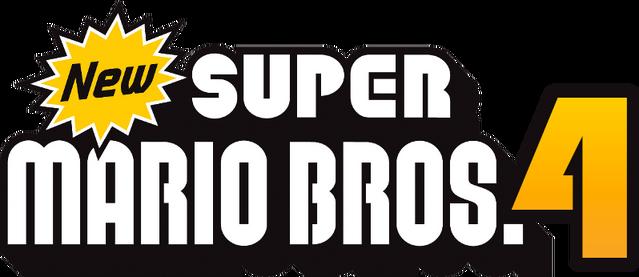 File:New Super Mario Bros. 4 Logo.png