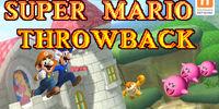 Super Mario Throwback