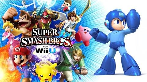 Mega Man 4, 5, 6 (Super Smash Bros