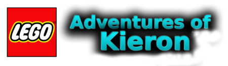 Lego adventures of kieron logo