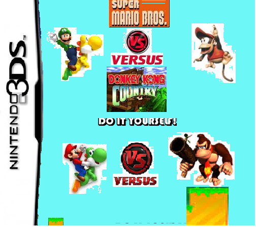 File:Super Mario Bros Vs DK Country D.I.Y..png