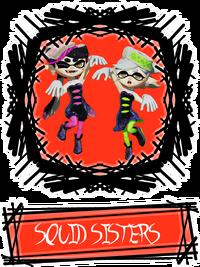 Squid Sisters SSBR