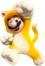 Cat Mario (Super Smash Bros