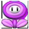 Gum flower