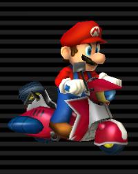 Sugarscoot-Mario