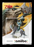 Amiibo - The Legend of Zelda - Wolf Link - Box