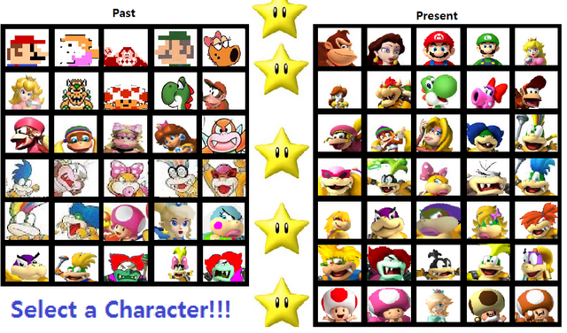 File:Mario Party Back In Time Characters.png