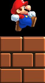 NSMB2 Mini Mario