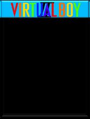 Virtual Boy 2 Box Template
