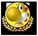 File:MTO- Yoshi Yellow Icon.png