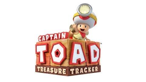 Intro Level (Captain Toad Treasure Tracker)