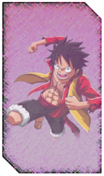 Luffy Pacificard 2016