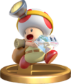 Captain Toad Trophy SSBRiot
